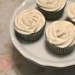 earl grey tea (aka london fog) cupcakes {recipe}