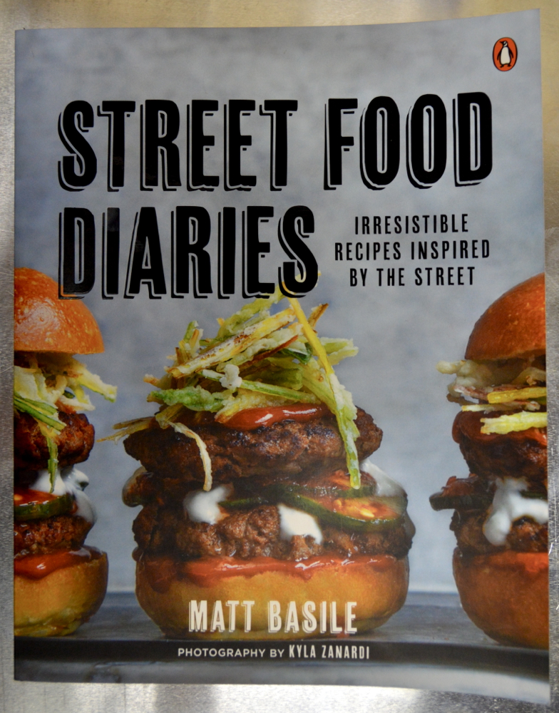 The Food Truck Cookbook Review