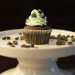 chocolate mint cupcakes {recipe} {baking with tea}