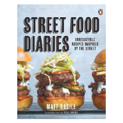 Street Food Diaries by Matt Basile