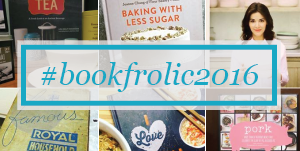 kitchen frolic #bookfrolic2016