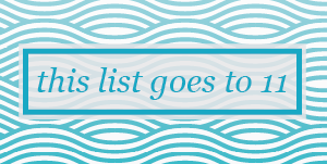this list goes to 11