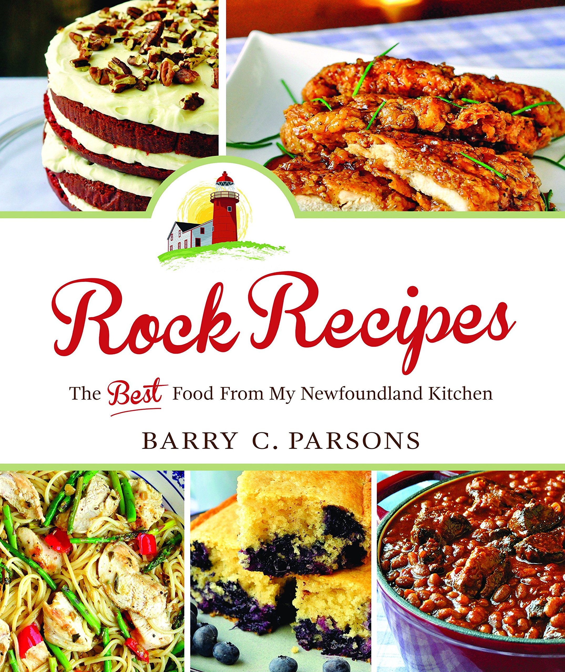 Kitchen Recipes: Rock Recipes By Barry Parsons {cookbook Review}