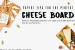 Expert Tips for the Perfect Cheese Board {infographic}